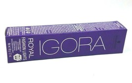 Igora Royal Fashion Lights Permanent Highlight Color Creme 2.1oz - Please Choose - $10.49