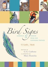Bird Signs: Guidance and Wisdom from Our Feathered Friends Carbone, G.G. and Ruz image 2