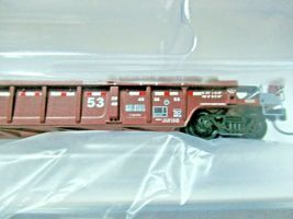 Jacksonville Terminal Company # 772022 CP Rail NSC 17-Post Well Car # 527578 image 3