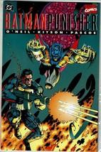SPIDER-MAN AND BATMAN - BATMAN/PUNISHER: LAKE OF FIRE (Marvel/DC) Both N... - $14.99