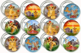 Lion Guard Collectible Metal Pin Buttons Party Favors Supplies Decoratio... - $15.79