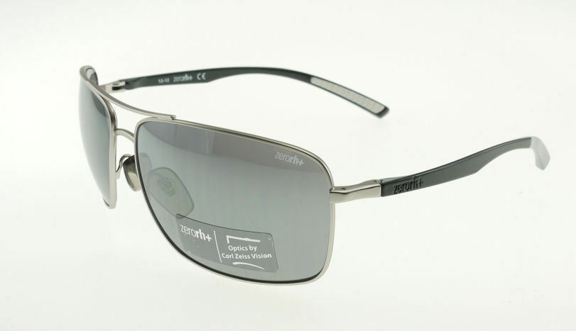 Primary image for ZERORH+ Formula Silver Gray / Gray Sunglasses RH765-02 Carl Zeiss