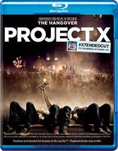 Project X (2012/Blu-Ray/DVD/2 Disc)