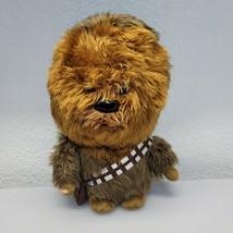 "Star Wars Chewbacca Plush Stuffed Animal Character Toy 2011 Talking 15"" ... - $13.89"