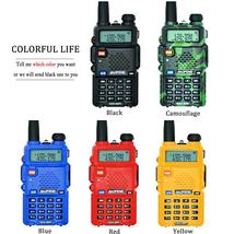 Baofeng UV-5R WalkieTalkie RadioStation Transceiver 5W VHF UHF Portable - £37.58 GBP+