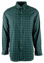 Polo Ralph Lauren Men's Holiday Plaid Oxford Long Sleeve-HG-L - $69.20