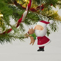 Hallmark Keepsake 2017 Kringle and Kris Decorating the Tree Christmas Ornament - $36.20