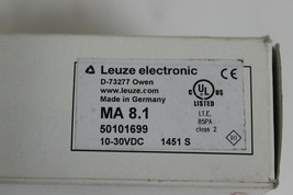 Leuze electronic MA 8.1 Modular connection unit  50101699 New image 2