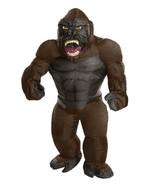 Rubies King Kong Aufblasbar Riese Gorilla Tier Erwachsene Halloween Kostüm - $60.81