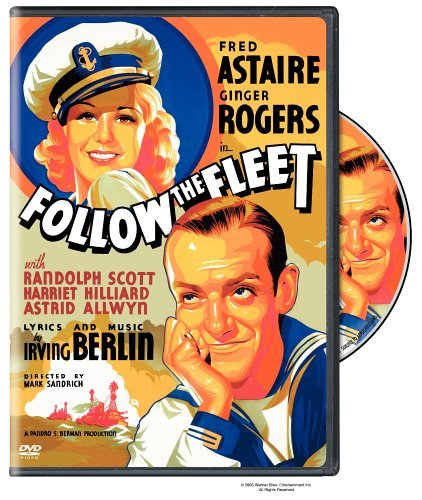 Follow the Fleet (1936) DVD