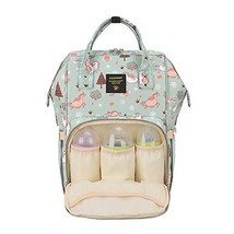 SUNVENO Diaper Bag Baby Nappy Changing Backpack Mummy Maternity Bag Wate... - $62.13