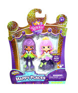 Shopkins Happy Places Royal Trends Princess Beryl Doll with pop on Skirt - $10.98