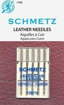 Schmetz Leather Needle 12/80 5 Pack - $3.35