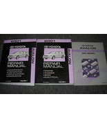 2001 Toyota Avalon Service Repair Shop Workshop Manual Set OEM W EWD Fac... - $118.75