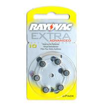 Rayovac (10) Extra Advanced Hearing-Aid Battery (6pcs per pack), PR-70 - $10.49