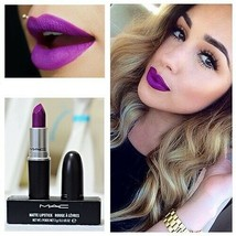 "MAC ""HEROINE"" Lipstick NEW in box - $22.52"