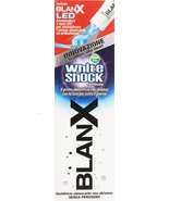 Blanx 50ml White Shock Toothpaste Plus LED Accelerator by COSWELL SpA - $32.96