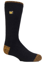 Heat Holders - Uomo calzini termici lavoro schwarz rinforzati tacco e punta - $10.04