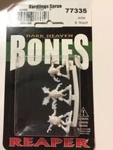 Reaper Miniatures Hordlings (3) #77335 Bones Unpainted Plastic RPG Mini ... - $2.39