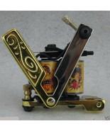 New Arrival 1 pcs 10 Wrap Coils Top Tattoo Machine Gun For Kit Set Power... - $11.88