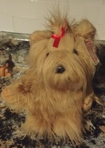 GUND YORKSHIRE TERRIER KAELIN WITH TAGS - $24.75