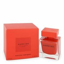 New Narciso Rodriguez Rouge By Narciso Rodriguez Eau De Parfum Spray 3 Oz 543016 - $116.19