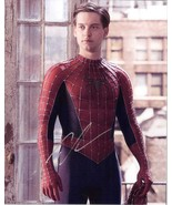 "Tobey Maguire Signed Autographed ""Spider-Man"" Glossy 8x10 Photo - $29.99"