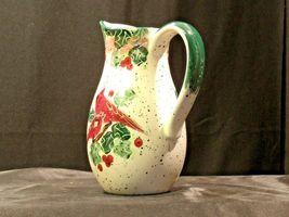 1999 Julie Ueland Enesco Pitcher (Pottery) AA19-2063 Vintage image 3