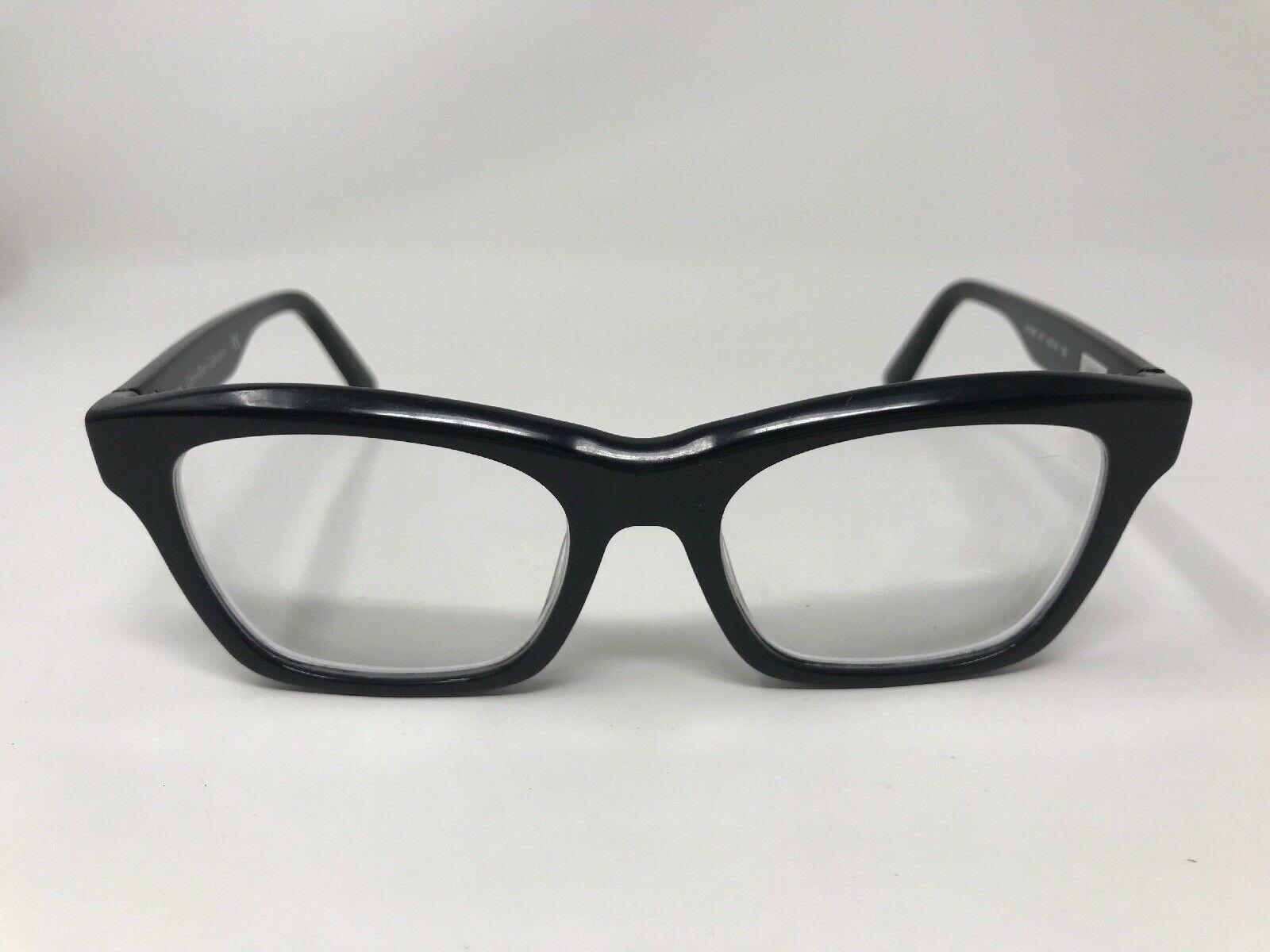 CALVIN KLEIN Eyeglasses Frame CK7988 001 Collection 52-18-135 Polished Black H09