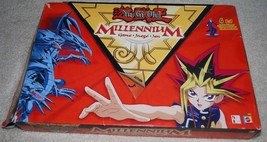 Yu-Gi-Oh! Millennium Board Game Mattel 2002 Collector Poster Ages 7+ Due... - $24.70