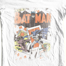 Bat-Man and Robin vs The Joker T-shirt superhero Gotham DC comic book DCO135 image 2