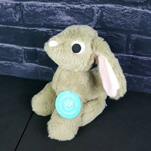 """The Manhattan Toy Company Floppies Brown Bunny 8"""" Easter Rabbit NWT #A36 - $9.89"""