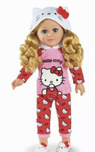"""My Life As Hello Kitty 18"""" Poseable Doll Blonde Hair New Release In Hand - $98.99"""
