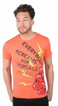 Versace Jeans Scream Print Men's Graphic Tee NWT image 1
