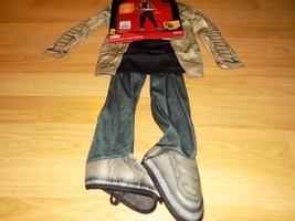 Child Size Small 4-6 Disney Star Wars Finn Halloween Costume Rubie's Jac... - $34.00