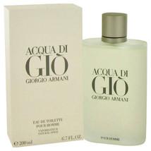 ACQUA DI GIO by Giorgio Armani Eau De Toilette Spray 6.7 oz for Men - $115.00