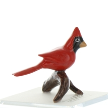 Hagen Renaker Bird Cardinal Ceramic Figurine