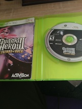 MicroSoft XBox 360 Guitar Hero III: Legends Of Rock image 2