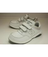 New Balance 813 Size 8.5 2E White Walking Shoes Men's - $42.00
