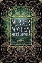 Murder Mayhem Short Stories (Gothic Fantasy) [Hardcover] Semtner, Christopher; D image 1