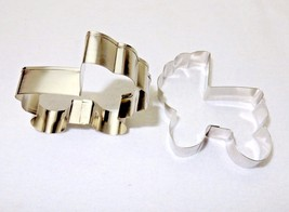Baby Carriage Cookie Cutters, Set of 2 ~ Cassiani Collection, Baby Theme, #3507 - $4.85