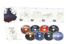 Space Battleship Yamato 2199 (English Subtitles) Blu-ray Box [Limited Release]
