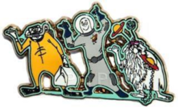 Disney Pin 71562 WDI Ghosts at Disneyland HHG Tomorrowland Haunted Mansion # - $79.15