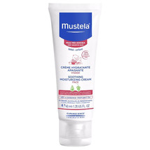 Mustela Soothing Moisturizing Face Cream 1.35 oz / 40 ml  - $13.18