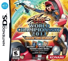 Yu-Gi-Oh! 5D's World Championship 2011 Over the Nexus - Nintendo DS [vid... - $74.99
