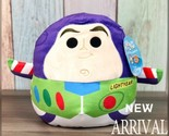 "Kellytoy Squishmallow for Disney 10"" Buzz Lightyear Toy Story NEW LT ED HTF RARE - £29.77 GBP"