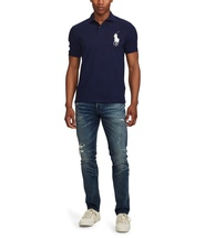 Polo Ralph Lauren Men's Short Sleeve Big Pony Logo Polo Shirt image 7