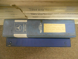 1978 1986 MERCEDES ALL MODELS S C SL Electrical Warranty Policy Service ... - $217.75