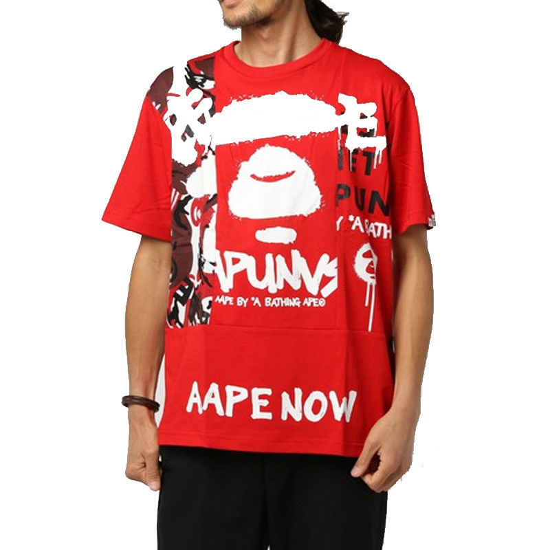 621dcb8d A Bathing Ape Aape Skate Fancy Tee T-Shirts and 28 similar items. 57