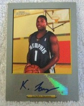 Kyle Lowry RC 2006-07 Topps Turkey Red Rookie Hologram Autograph GEM10?R... - $39.59